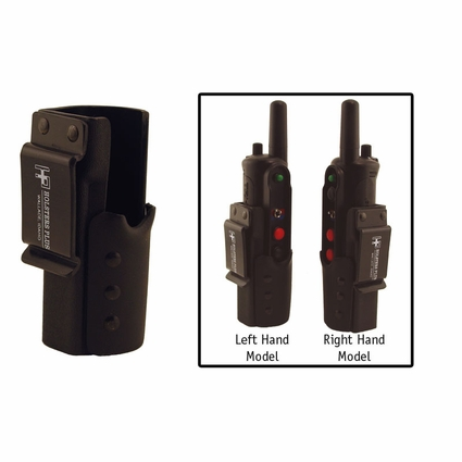 Hardshell Transmitter Holster for Tri-tronics G3 / G2 Field & Pro - 1.5 in. Belt Clip