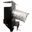 buy discount  Heat 'n Breeze Furnace Mounted on Igloo Bracket Side View (Furnace not included)