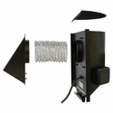 buy discount  Heat-N-Breeze Vent, Duct and Fan Detail
