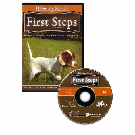 Hideaway Kennels First Steps with Ben Garcia DVD