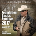 Huntsmith Foundation Basics Seminar with Instructor Ronnie Smith -- March 19, 2017