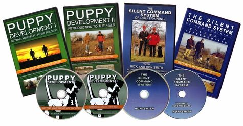 Huntsmith Training DVD 4 Pack