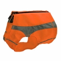 buy discount  ORANGE Hurtta Polar Dog Visibility Vest