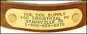 Important Dog I.D. Tag Information