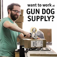 shop Jobs at Gun Dog Supply