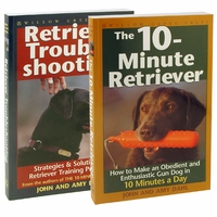 buy discount  John and Amy Dahl Retriever Book Combo