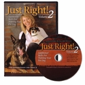 Just Right! Volume 2 with Robin MacFarlane DVD