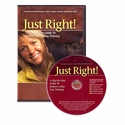 Just Right! with Robin MacFarlane DVD