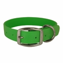 "buy discount  1"" Light Green TufFlex Collar"
