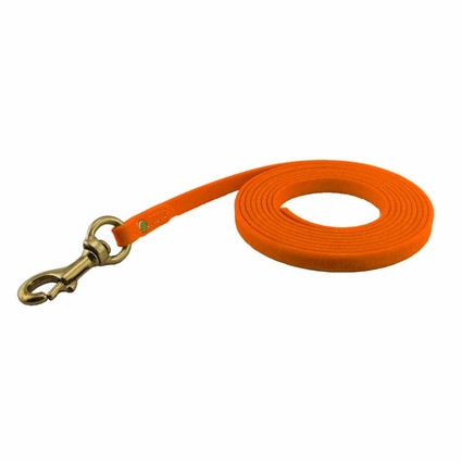 K-9 Komfort 10 ft x 1/2 in. TufFlex Puppy Drag Check Cord