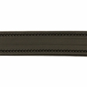 buy discount  K-9 Komfort 18 in. Bridle Leather Traffic Lead Outside Stitch Detail