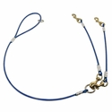 K-9 Komfort Dog Walker's 4 ft. Cable Lead 2-Dog