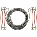 buy discount  K-9 Komfort Cable Gang 6-dog