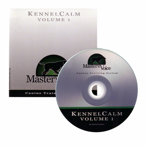 Kennel Calm Volume 1 Audio CD by Master's Voice