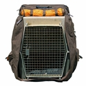buy discount  Kennel Cover Front Flap Opened