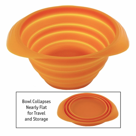 Kurgo Collaps-a-Bowl