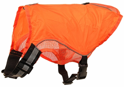 CLOSEOUT -- Kurgo Reflect and Protect Dog Visibility Vest with Built-In LED Lights
