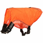 shop CLOSEOUT -- Kurgo Reflect and Protect Dog Visibility Vest with Built-In LED Lights