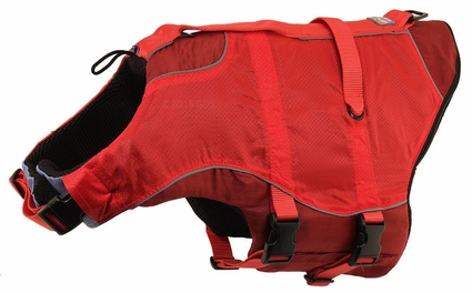 Kurgo Surf n' Turf Dog Life Jacket -- Medium, Large, and X-Large