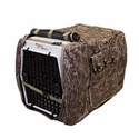 buy discount  Large Bottomland Camo Uninsulated Kennel Cover by Mud River