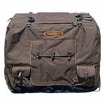 shop Large Brown Dixie Insulated Kennel Cover by Mud River