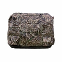 Large MAX-5 Camo Dixie Insulated Kennel Cover by Mud River CUT - 2017-10-04