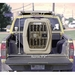 Large Dog Crate in Small Truck