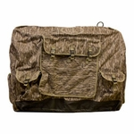 shop Large Extended Bottomland Camo Insulated Kennel Cover by Mud River