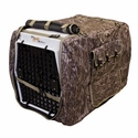 buy discount  Large Extended Bottomland Camo Uninsulated Kennel Cover by Mud River