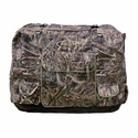 Large MAX-5 Extended Camo Dixie Insulated Kennel Cover by Mud River -- CUT 10/20/2017