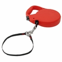 buy discount  Large Red Retractable X-Long Leash Safety Collar