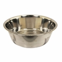 buy discount  Large Stainless Steel Bowl #8337 -- approx 160 oz.