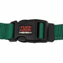 buy discount  Large Tuff Lock Quick Release Collar Front of Buckle Detail
