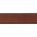 buy discount  Leather Lead Inside Stitch Detail
