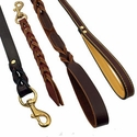 buy discount  Leather Snap Leads and Leashes