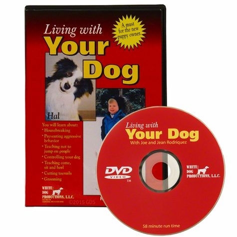 Living with Your Dog with Joe and Jean Rodriquez DVD