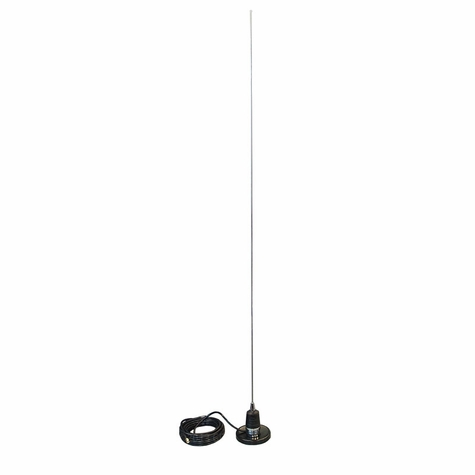 Long Range MagMount Antenna for Garmin Alpha and Astro