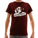 "buy discount  MAROON Gun Dog Supply ""Roxy"" T-Shirt"