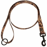 shop Max 4 Camo 4 ft. x 1 in. 1-ply Nylon Leash