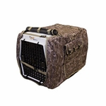 shop Medium Bottomland Camo Uninsulated Kennel Cover by Mud River