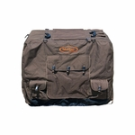 shop Medium Brown Dixie Insulated Kennel Cover by Mud River