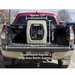 Medium Gunner Kennels Dog Crate in Small Truck