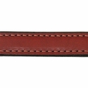buy discount  Mendota 12 in. Leather Steady Tab Outside Stitching Detail