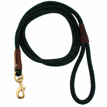 Mendota 4 ft. Rope Snap-leash 016