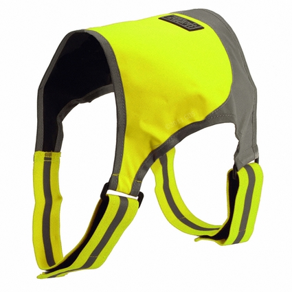 CLEARANCE -- YELLOW Hurtta Micro Dog Visibility Vest