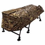 shop MOmarsh AT-X InvisiLAY Layout Blind -- MAX-5 Camo