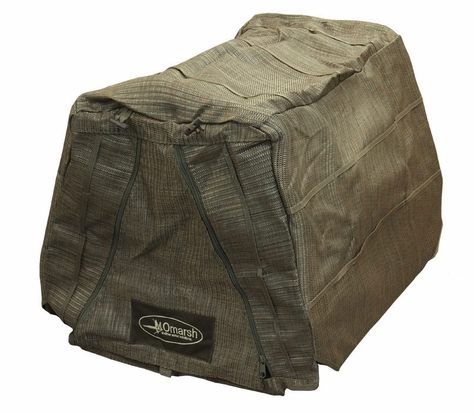 MOmarsh InvisiLAB Summer / Camp Dog Blind Cover