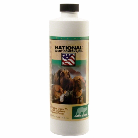 Mountain Lion Scent for Dog Training - 16 oz.