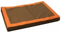 LARGE Mud River 4 in. Memory Foam Dog Bed