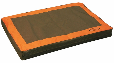 REGULAR Mud River 4 in. Memory Foam Dog Bed